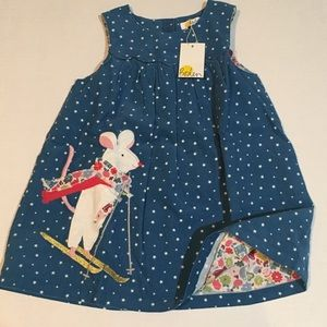 Mini Boden Mouse Dress